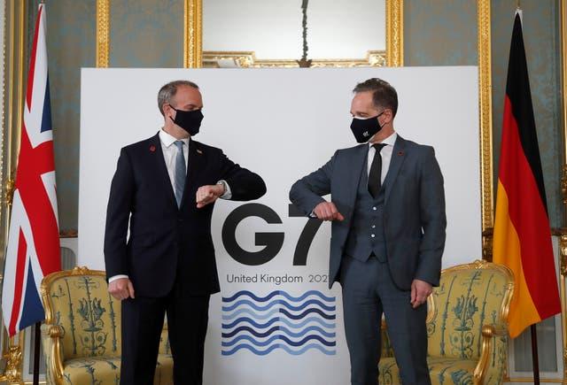 Britain G7