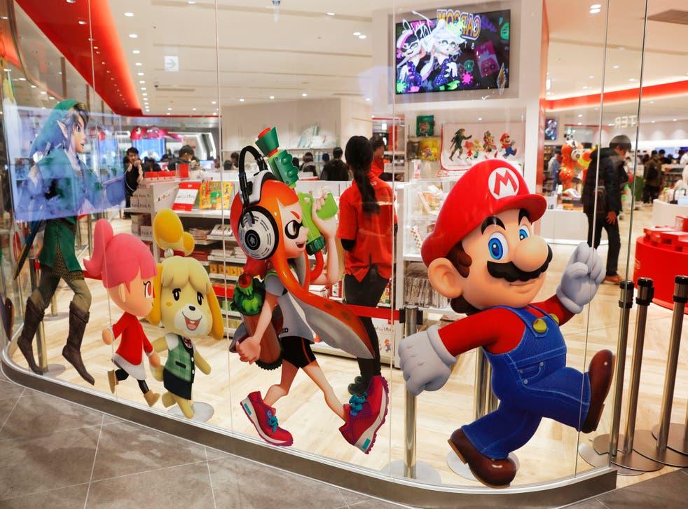 Japan Earns Nintendo