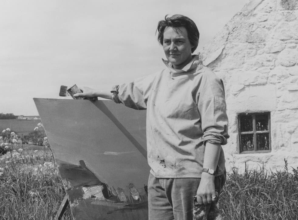 <p>'This is a strange, strange place, it always excites me' – Joan Eardley in Catterline 1961</p>