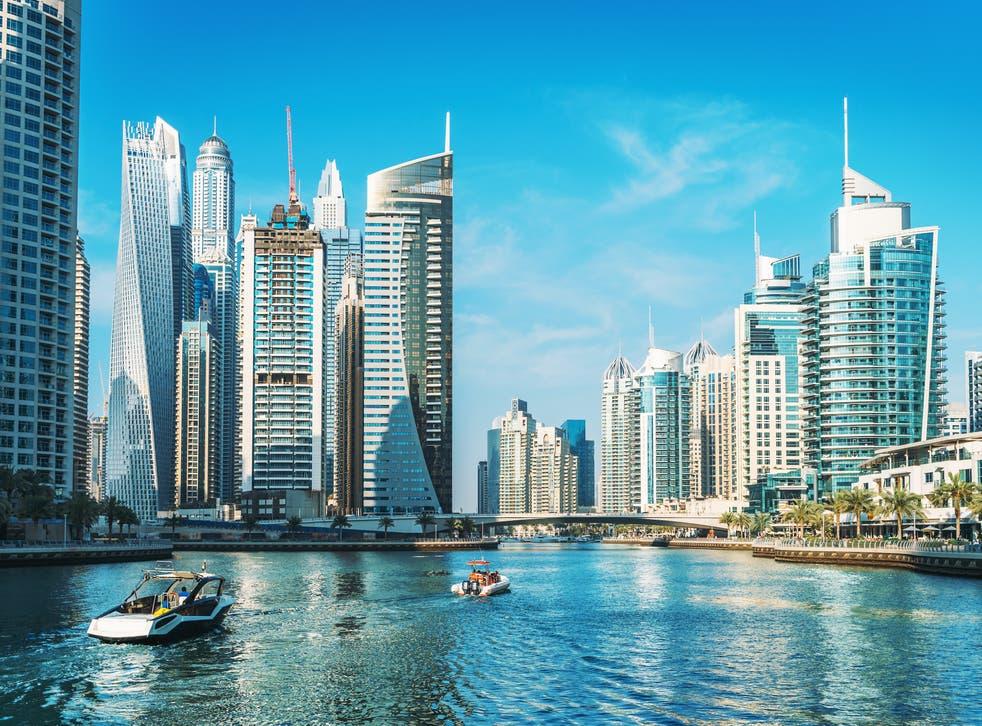 <p>Dubai has plans to go green</p>