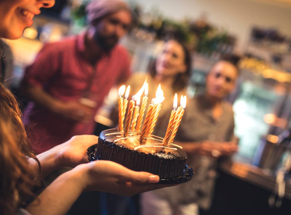 <p>The woman's husband asked her to 'plan something as a surprise' for his birthday</p>