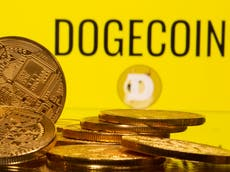 Dogecoin is now worth more than SpaceX