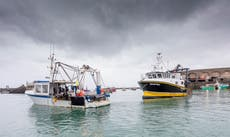 Jersey fishing row: France sends patrol boats as post-Brexit tensions rise