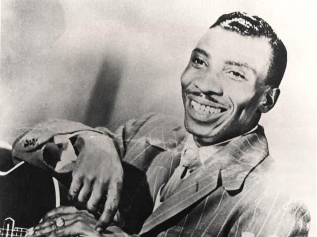 <p>T-Bone Walker found happier work in the blues</p>