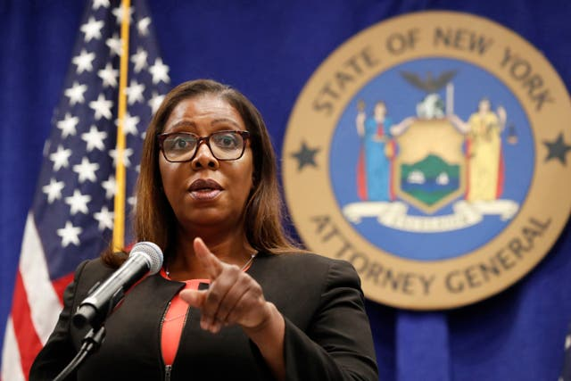 NY AG FCC Net Neutrality Fake Comments
