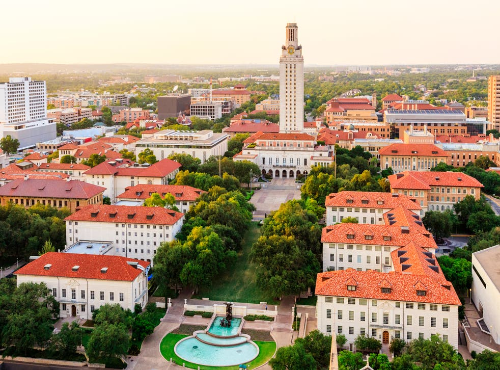 <p>Students at University of Texas Austin have been battling with the administration over what they believe to be a racist school song</p>