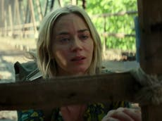 A Quiet Place II: John Krasinski unveils long-awaited new trailer for 'much bigger and scarier' horror sequel