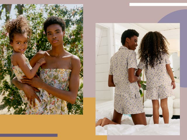 <p>The cult favourite sustainable brand is leading the way with its collection of matching outfits – and we're obsessed</p>