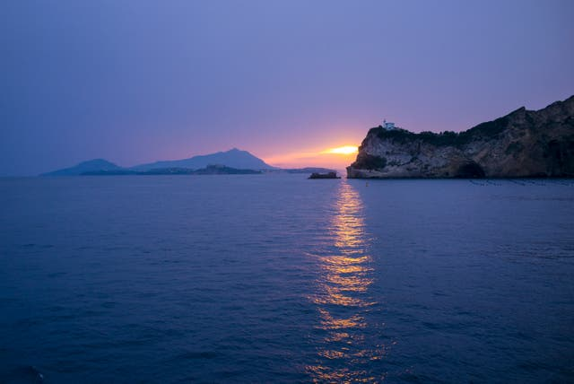 Virus Outbreak Inoculating Italy's Islands