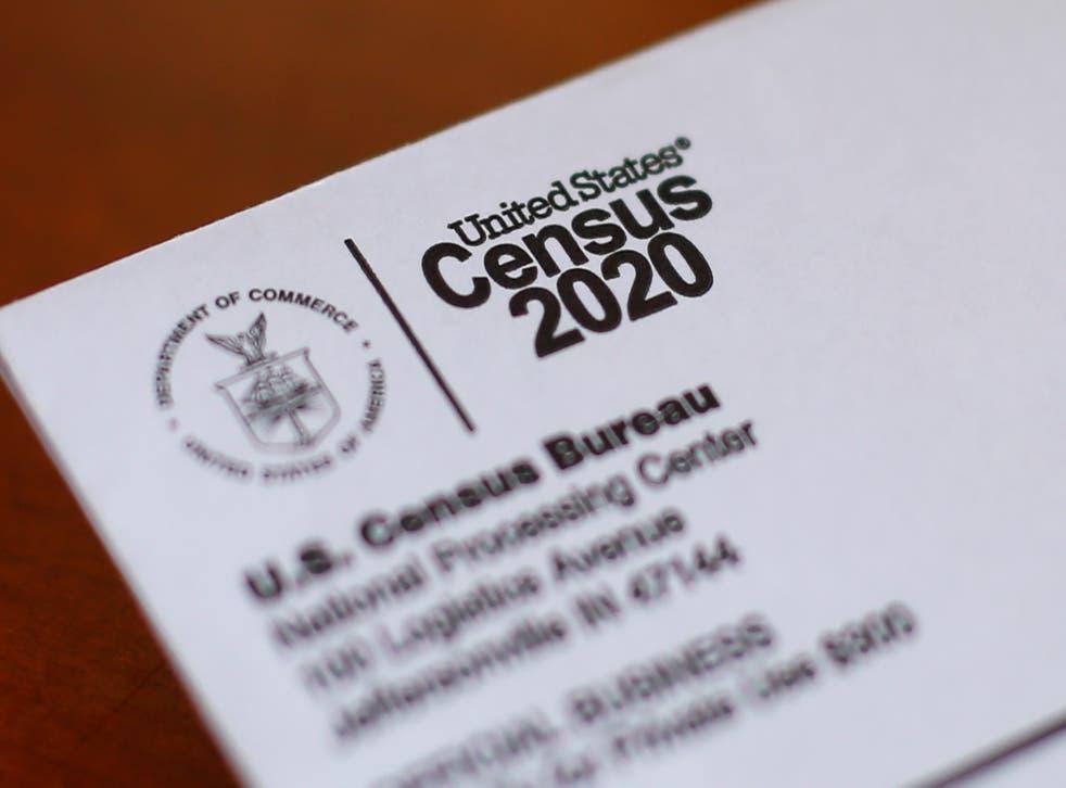 2020 Census Michigan