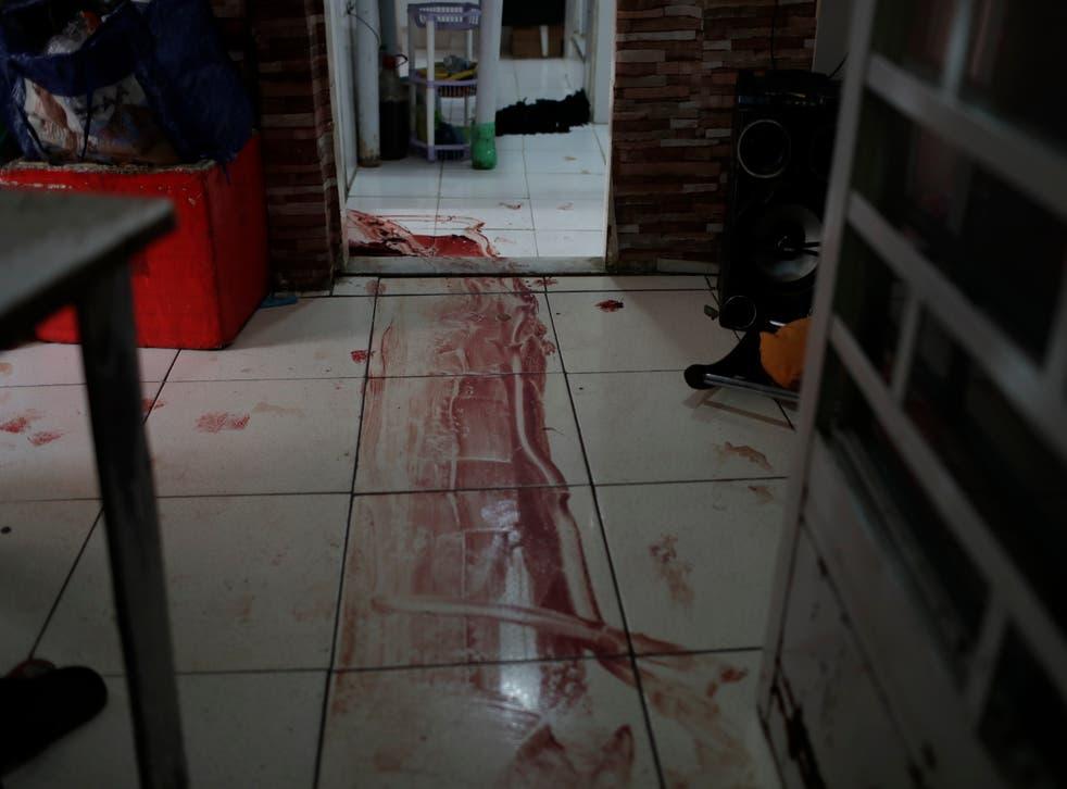 BRASIL-VIOLENCIA