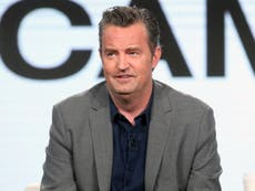TikTok user who matched with Matthew Perry says older Hollywood men 'are talking to all these young girls'