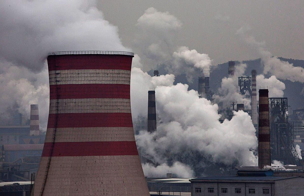 China's greenhouse gas emissions exceed total of US and developed countries, report finds