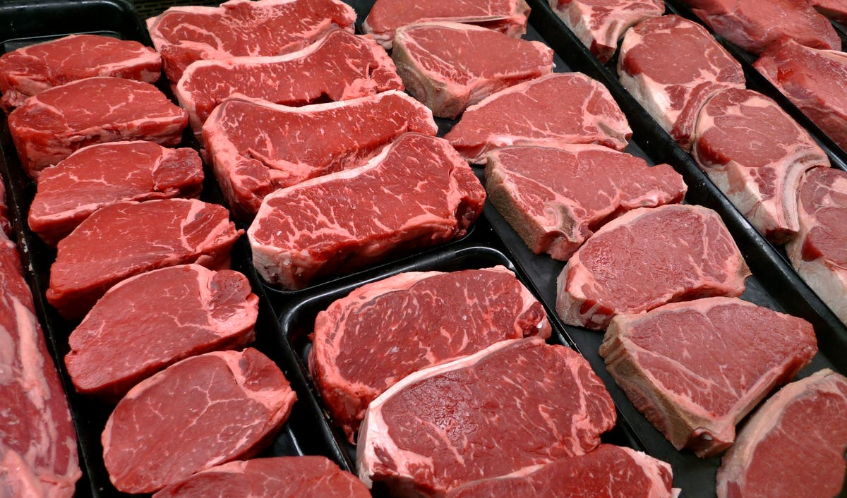 Red meat politics: GOP turns culture war into a food fight Texas Joni Ernst Des Moines Environmental Protection Agency Alexandria Ocasio-Cortez
