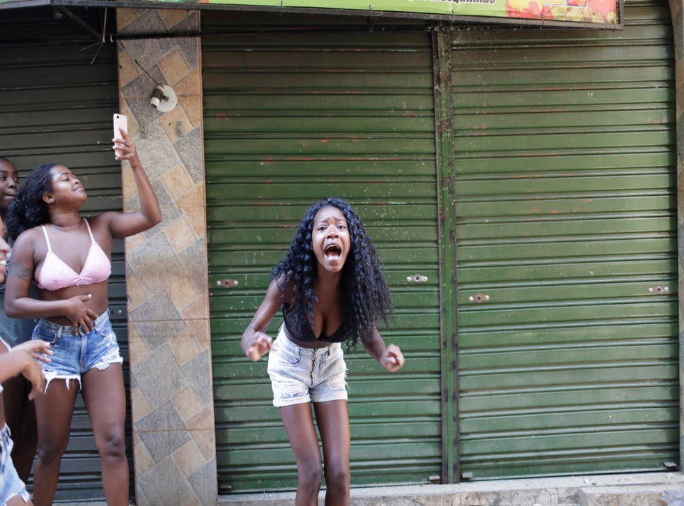 AMS-GEN BRASIL-VIOLENCIA