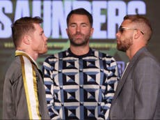 Canelo vs Saunders live stream: How to watch super middleweight fight online and on TV