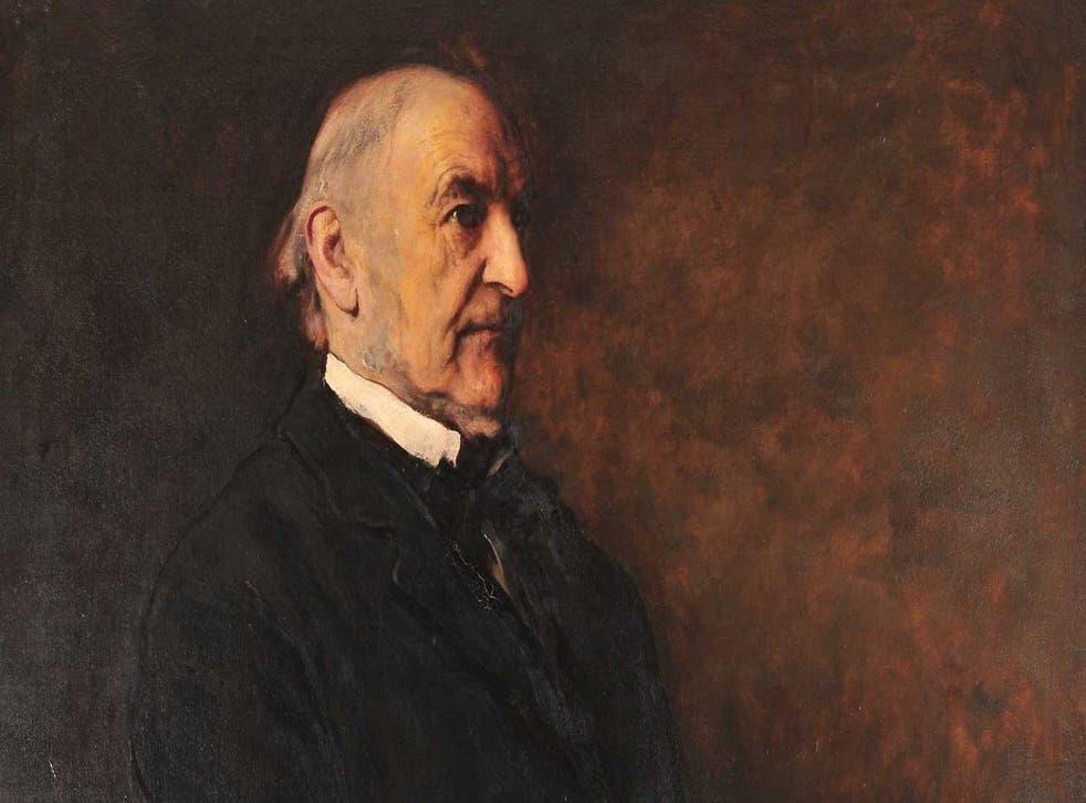 <p>William Gladstone, not the Archbishop of Canterbury</p>