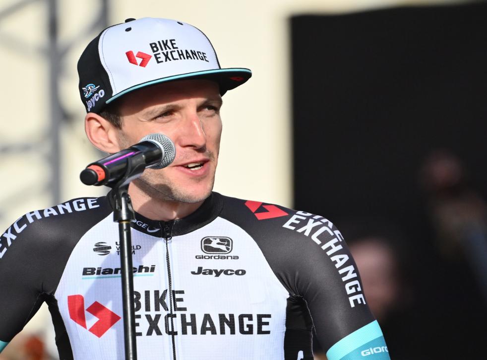 Britain's Simon Yates is among the favourites at this year's Giro d'Italia