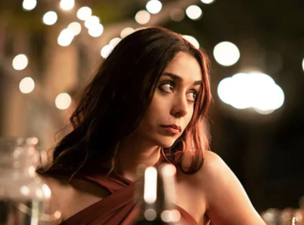 <p>Time loop stories are now a genre of their own: Cristin Miloti as Sarah Wilder in 'Palm Springs'</p>