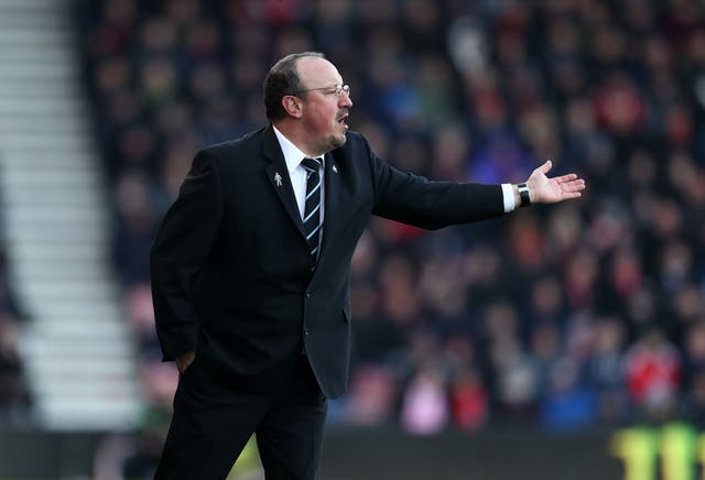 Benitez is rumoured to take Spurs' manager role