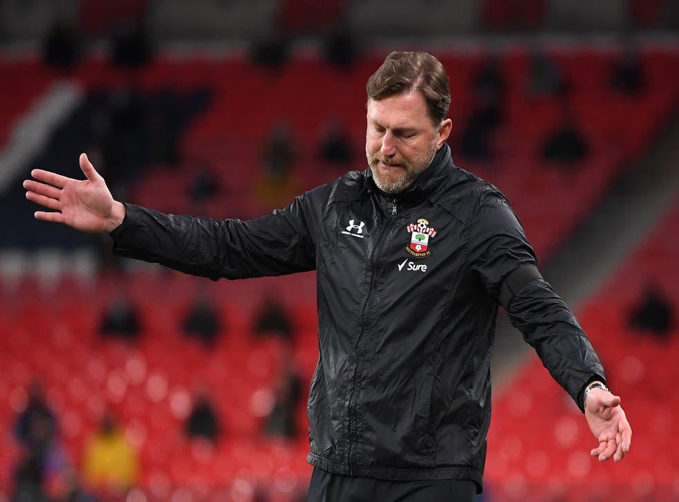 <p>It has been a tough 2021 for Southampton</p>