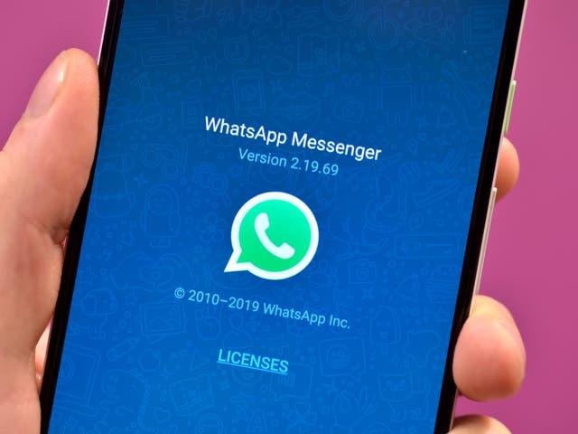 <p>El cambio, que comenzará el 15 de mayo, se refiere al intercambio de datos entre WhatsApp y su empresa matriz, Facebook</p>