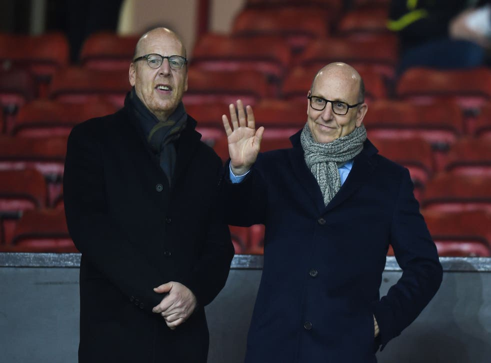 <p>Avram Glazer (L) and Joel Glazer, the Co-Chairmen of Manchester United have faced criticism ever since they took ownership of the club back in 2005.</p>