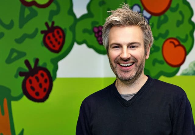 <p>Mark Cuddigan, CEO of baby and toddler food Ella's Kitchen</p>