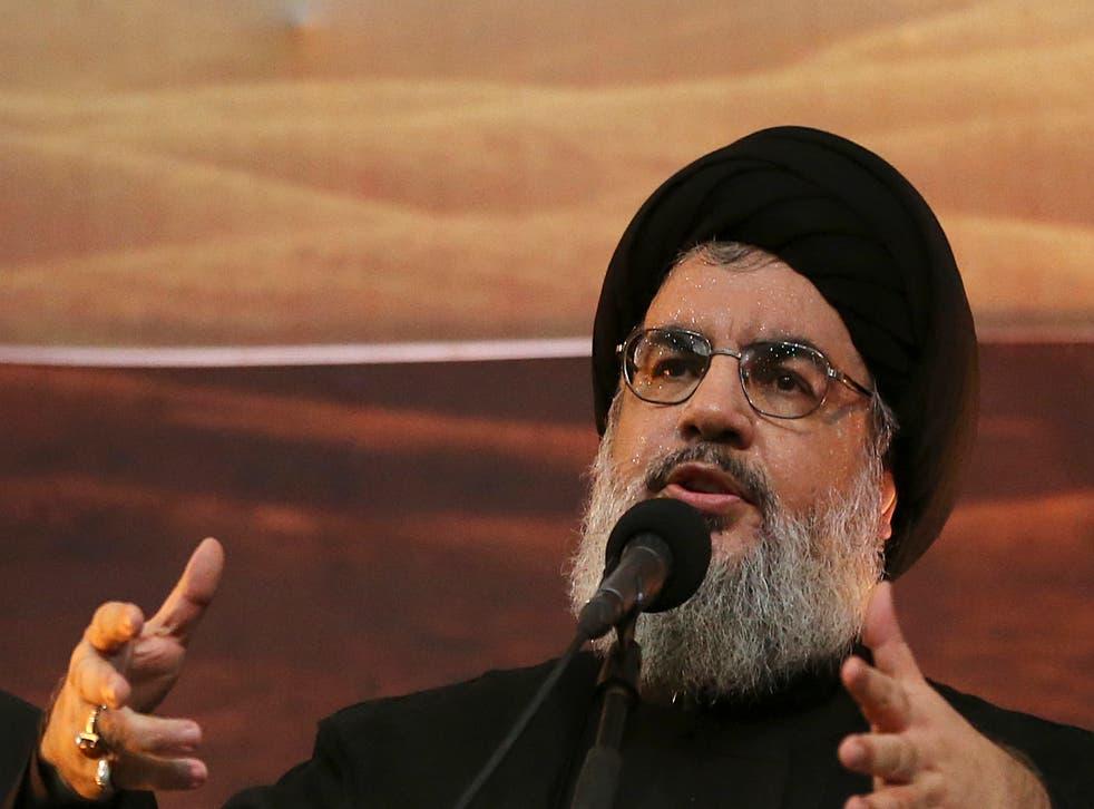 Lebanon-Hezbollah