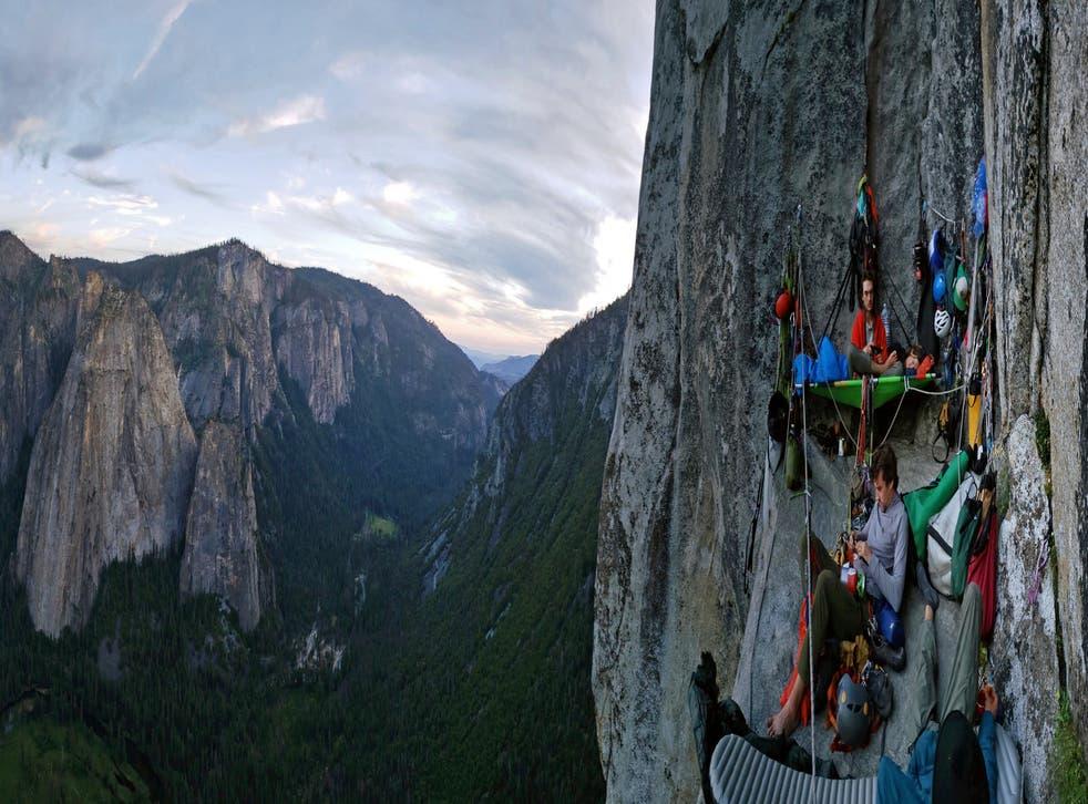 Yosemite Climbing Permits