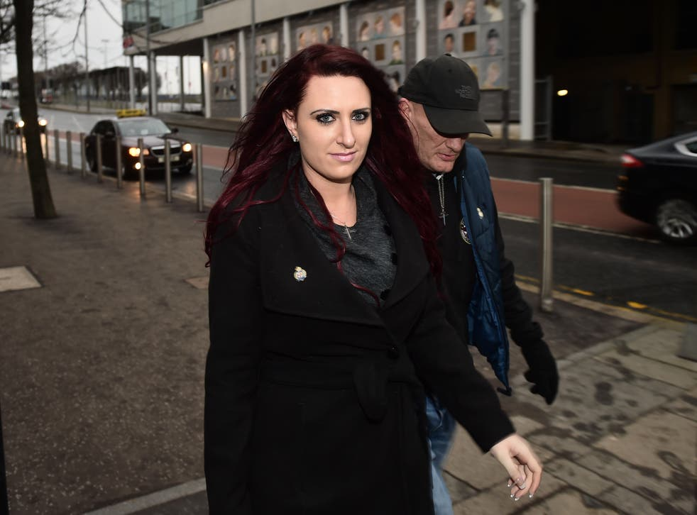 <p>Jayda Fransen won just 46 votes in the Glasgow Southside election</p>
