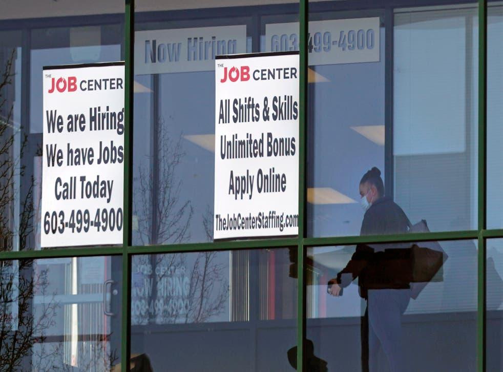 US Economy Jobs Report Explainer