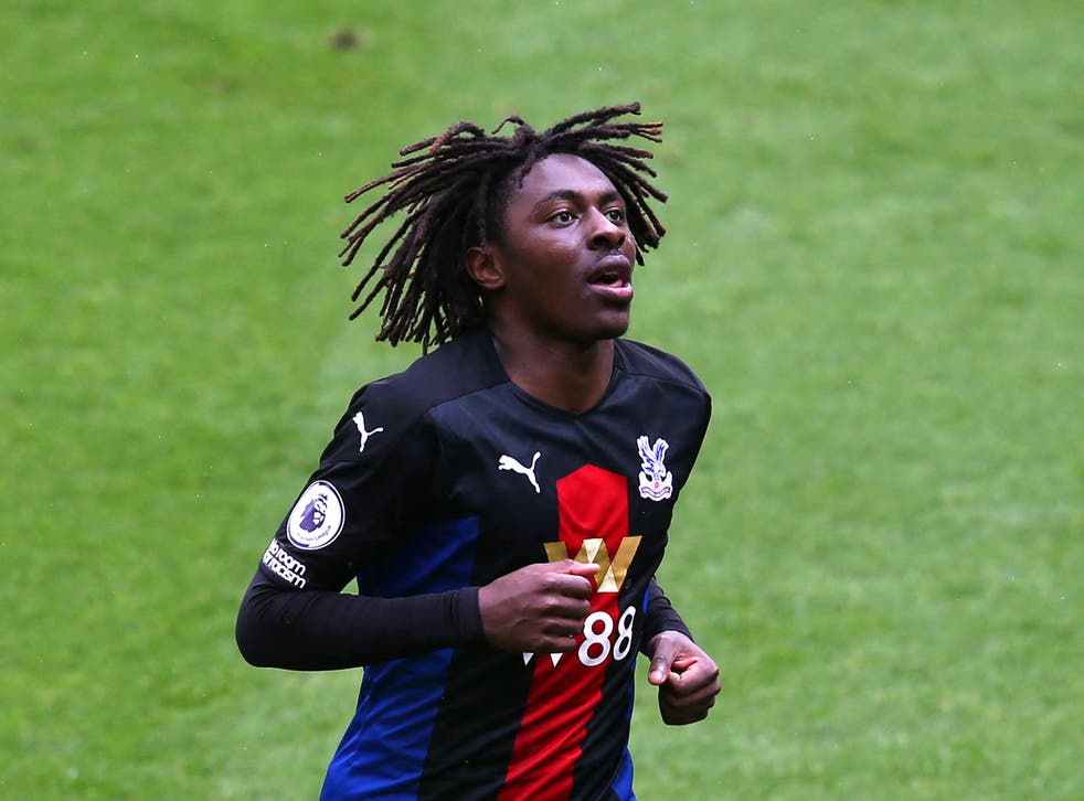 <p>Eberechi Eze has been in form for Palace</p>