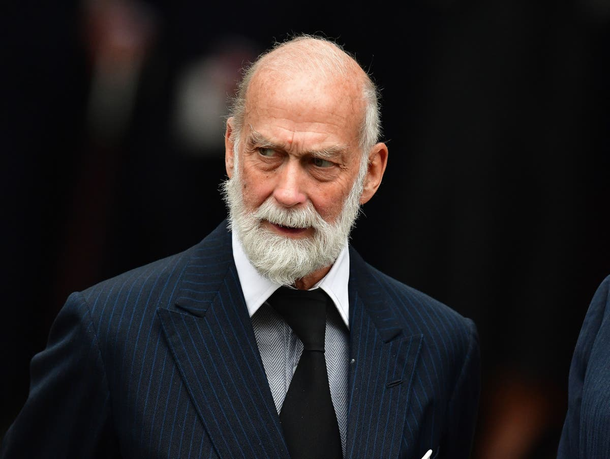Prince Michael accused of using royal status to 'sell access' to Vladimir Putin