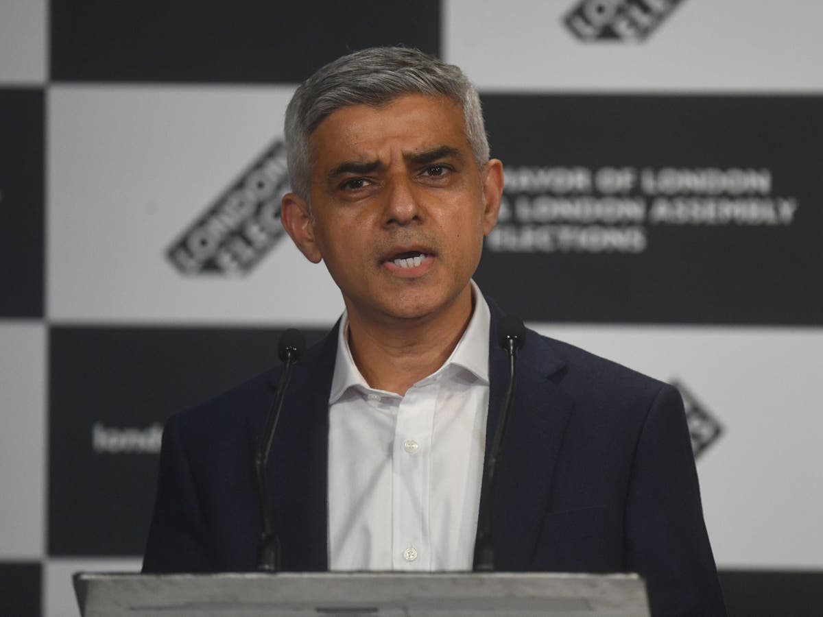 Sadiq Khan wins second term as London mayor despite tighter-than-expected race