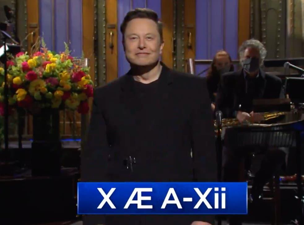 Elon Musk on SNL