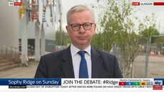 Michael Gove dodges questions on possibility of blocking Scottish independence referendum legislation in courts