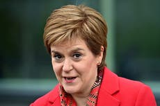Election results 2021 – live: Sturgeon eyes independence push early next year as Starmer reshuffles Labour team
