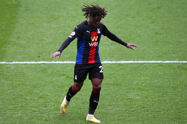 <p>Eberechi Eze scored his fourth Premier League goal of the season against Sheffield United </p>