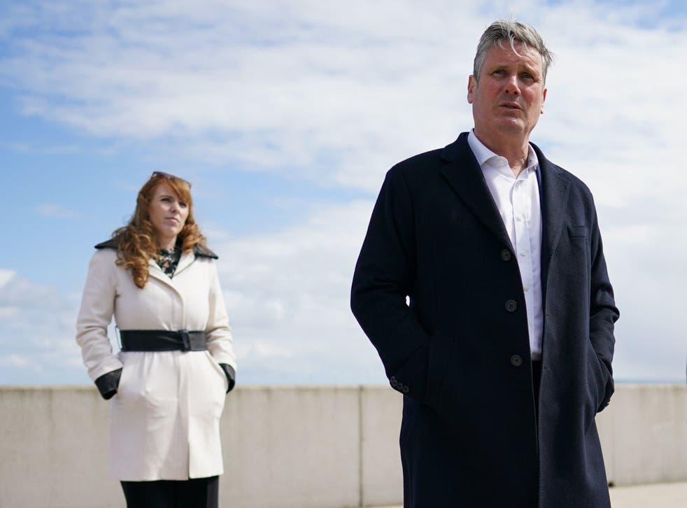 <p>Keir Starmer has given Angela Rayner a new shadow cabinet brief</p>