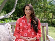 The significance behind Meghan Markle's jewellery in Vax Live video