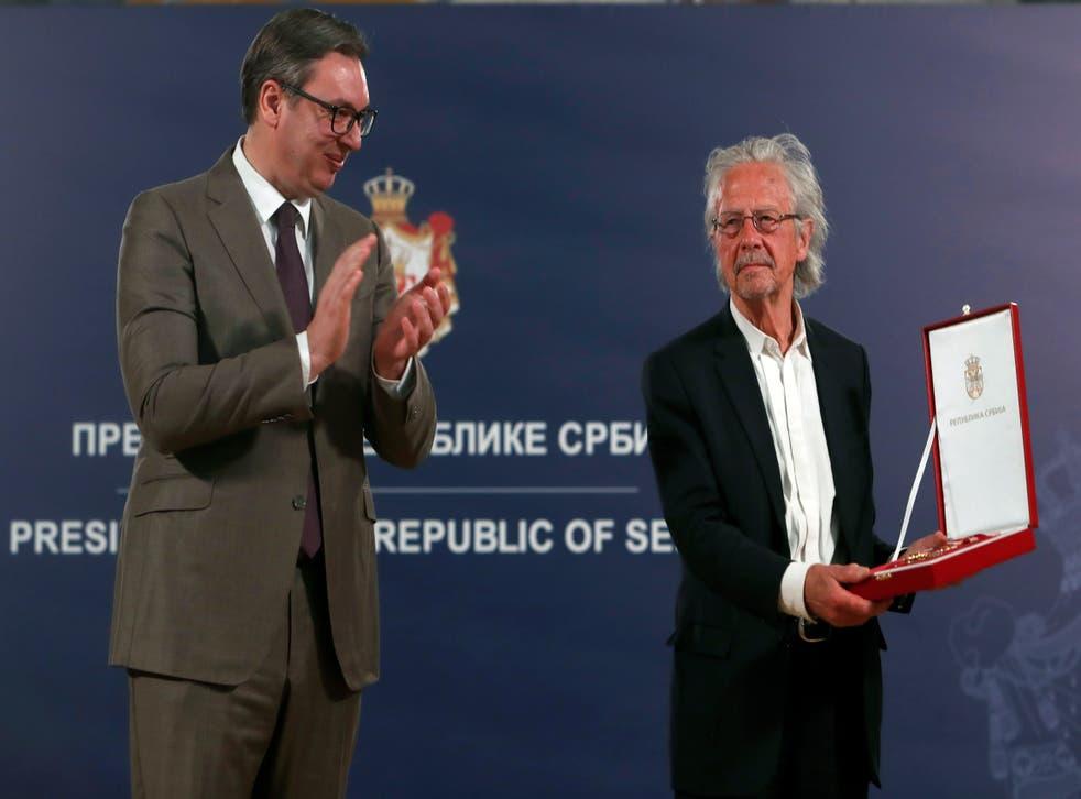 Serbia Handke