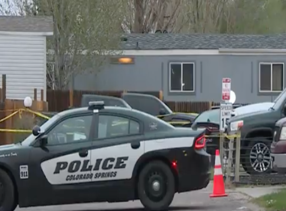 Multiple victims were shot dead at a birthday party in a mobile home in Colorado Springs on 9 May 2021