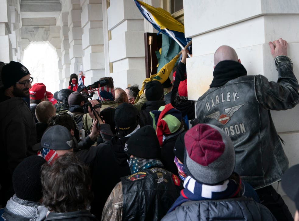 Capitol Breach Rioters' Claims