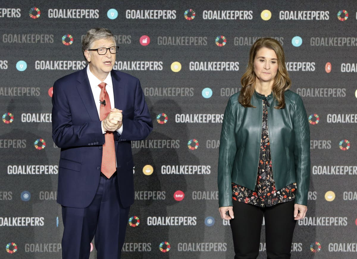 Melinda Gates has been trying to divorce Bill since 2019 after controversial Epstein report - independent