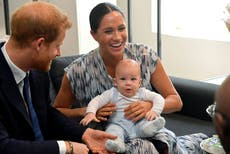 This is how Meghan Markle celebrated Mother's Day