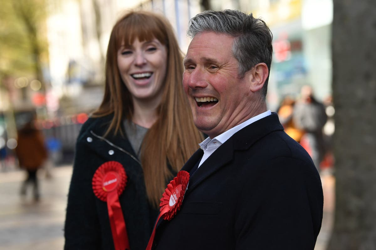 Keir's Starmer's deputy says voters do not know what he stands for