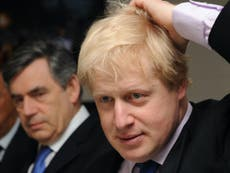 Scottish independence: UK break-up would be 'all Boris Johnson is remembered for', says Gordon Brown