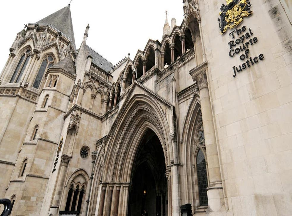 <p>The High Court judge declared that both parties had 'unlawfully infringed the claimants' rights' </p>