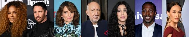 Celebrity Birthdays - May 16-22
